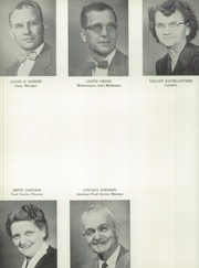 Page 16, 1957 Edition, Blue Mountain Academy - Echoes Yearbook (Hamburg, PA) online yearbook collection