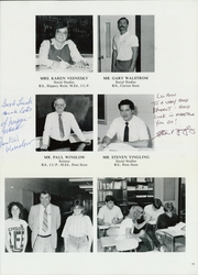 Page 15, 1986 Edition, Glendale High School - Viking Yearbook (Flinton, PA) online yearbook collection