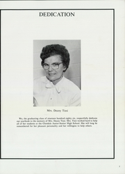 Page 7, 1986 Edition, Glendale High School - Viking Yearbook (Flinton, PA) online yearbook collection