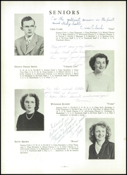 Page 18, 1950 Edition, Elderton High School - El Hy An Yearbook (Elderton, PA) online yearbook collection