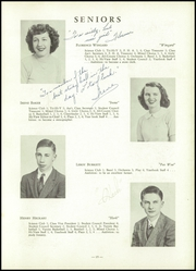 Page 19, 1950 Edition, Elderton High School - El Hy An Yearbook (Elderton, PA) online yearbook collection