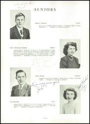 Page 20, 1950 Edition, Elderton High School - El Hy An Yearbook (Elderton, PA) online yearbook collection