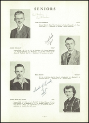 Page 21, 1950 Edition, Elderton High School - El Hy An Yearbook (Elderton, PA) online yearbook collection