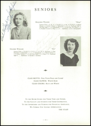 Page 22, 1950 Edition, Elderton High School - El Hy An Yearbook (Elderton, PA) online yearbook collection