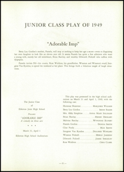 Page 25, 1950 Edition, Elderton High School - El Hy An Yearbook (Elderton, PA) online yearbook collection