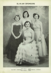 Page 10, 1955 Edition, Elderton High School - El Hy An Yearbook (Elderton, PA) online yearbook collection