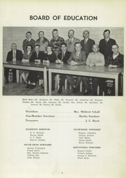 Page 13, 1955 Edition, Elderton High School - El Hy An Yearbook (Elderton, PA) online yearbook collection