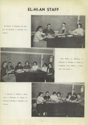 Page 5, 1955 Edition, Elderton High School - El Hy An Yearbook (Elderton, PA) online yearbook collection