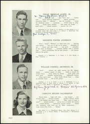 Page 12, 1946 Edition, Swarthmore High School - Spotlight Yearbook (Swarthmore, PA) online yearbook collection