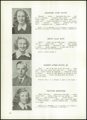 Page 14, 1946 Edition, Swarthmore High School - Spotlight Yearbook (Swarthmore, PA) online yearbook collection
