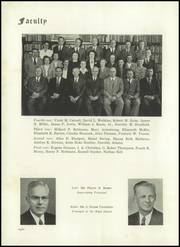 Page 12, 1948 Edition, Swarthmore High School - Spotlight Yearbook (Swarthmore, PA) online yearbook collection