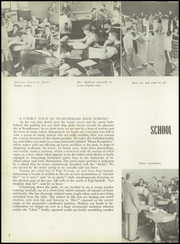 Page 12, 1953 Edition, Swarthmore High School - Spotlight Yearbook (Swarthmore, PA) online yearbook collection