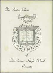 Page 5, 1953 Edition, Swarthmore High School - Spotlight Yearbook (Swarthmore, PA) online yearbook collection