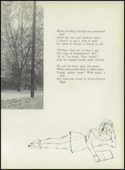 Page 7, 1953 Edition, Swarthmore High School - Spotlight Yearbook (Swarthmore, PA) online yearbook collection