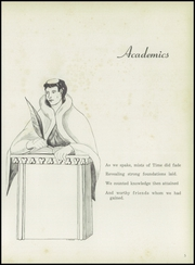 Page 9, 1953 Edition, Swarthmore High School - Spotlight Yearbook (Swarthmore, PA) online yearbook collection