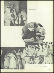 Page 13, 1954 Edition, Swarthmore High School - Spotlight Yearbook (Swarthmore, PA) online yearbook collection
