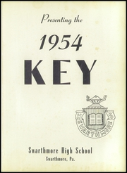 Page 5, 1954 Edition, Swarthmore High School - Spotlight Yearbook (Swarthmore, PA) online yearbook collection
