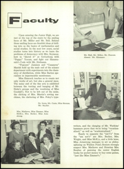 Page 10, 1955 Edition, Swarthmore High School - Spotlight Yearbook (Swarthmore, PA) online yearbook collection