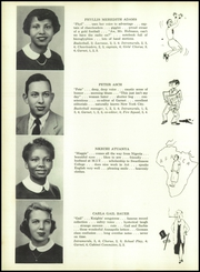 Page 14, 1955 Edition, Swarthmore High School - Spotlight Yearbook (Swarthmore, PA) online yearbook collection