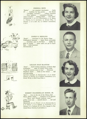Page 15, 1955 Edition, Swarthmore High School - Spotlight Yearbook (Swarthmore, PA) online yearbook collection