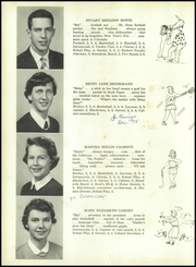 Page 16, 1955 Edition, Swarthmore High School - Spotlight Yearbook (Swarthmore, PA) online yearbook collection