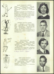 Page 17, 1955 Edition, Swarthmore High School - Spotlight Yearbook (Swarthmore, PA) online yearbook collection