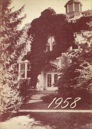 1958 Edition, Swarthmore High School - Spotlight Yearbook (Swarthmore, PA)