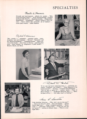 Page 15, 1960 Edition, Swarthmore High School - Spotlight Yearbook (Swarthmore, PA) online yearbook collection