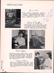 Page 16, 1960 Edition, Swarthmore High School - Spotlight Yearbook (Swarthmore, PA) online yearbook collection