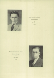Page 15, 1934 Edition, Mercersburg Academy - Karux Yearbook (Mercersburg, PA) online yearbook collection
