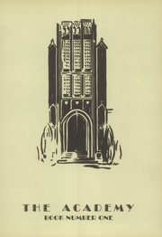 Page 17, 1934 Edition, Mercersburg Academy - Karux Yearbook (Mercersburg, PA) online yearbook collection