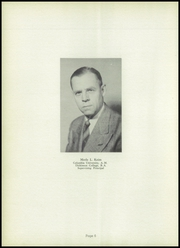 Page 10, 1951 Edition, Mercersburg Academy - Karux Yearbook (Mercersburg, PA) online yearbook collection