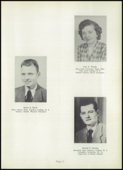 Page 15, 1951 Edition, Mercersburg Academy - Karux Yearbook (Mercersburg, PA) online yearbook collection