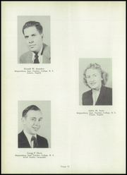 Page 16, 1951 Edition, Mercersburg Academy - Karux Yearbook (Mercersburg, PA) online yearbook collection