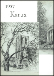 Page 6, 1957 Edition, Mercersburg Academy - Karux Yearbook (Mercersburg, PA) online yearbook collection