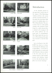 Page 8, 1957 Edition, Mercersburg Academy - Karux Yearbook (Mercersburg, PA) online yearbook collection