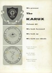 Page 5, 1958 Edition, Mercersburg Academy - Karux Yearbook (Mercersburg, PA) online yearbook collection