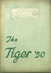 Page 1, 1950 Edition, Har Brack High School - Tiger Yearbook (Natrona Heights, PA) online yearbook collection