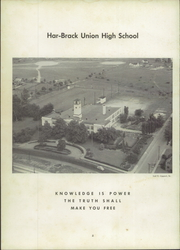Page 6, 1950 Edition, Har Brack High School - Tiger Yearbook (Natrona Heights, PA) online yearbook collection