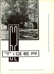 Page 5, 1962 Edition, Har Brack High School - Tiger Yearbook (Natrona Heights, PA) online yearbook collection