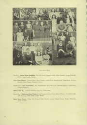 Page 12, 1940 Edition, West Chester High School - Garnet and White Yearbook (West Chester, PA) online yearbook collection