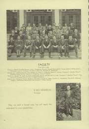 Page 8, 1940 Edition, West Chester High School - Garnet and White Yearbook (West Chester, PA) online yearbook collection