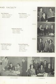 Page 17, 1942 Edition, West Chester High School - Garnet and White Yearbook (West Chester, PA) online yearbook collection