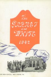 Page 7, 1942 Edition, West Chester High School - Garnet and White Yearbook (West Chester, PA) online yearbook collection