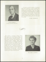 Page 17, 1948 Edition, West Chester High School - Garnet and White Yearbook (West Chester, PA) online yearbook collection