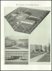 Page 10, 1953 Edition, West Chester High School - Garnet and White Yearbook (West Chester, PA) online yearbook collection