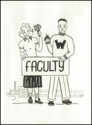 Page 11, 1953 Edition, West Chester High School - Garnet and White Yearbook (West Chester, PA) online yearbook collection