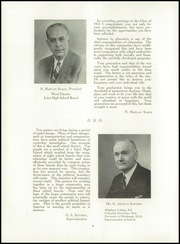 Page 12, 1953 Edition, West Chester High School - Garnet and White Yearbook (West Chester, PA) online yearbook collection