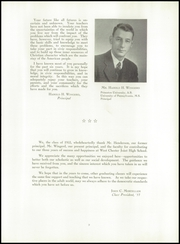 Page 13, 1953 Edition, West Chester High School - Garnet and White Yearbook (West Chester, PA) online yearbook collection