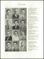 Page 15, 1953 Edition, West Chester High School - Garnet and White Yearbook (West Chester, PA) online yearbook collection